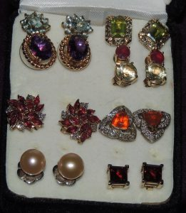 some of my earrings