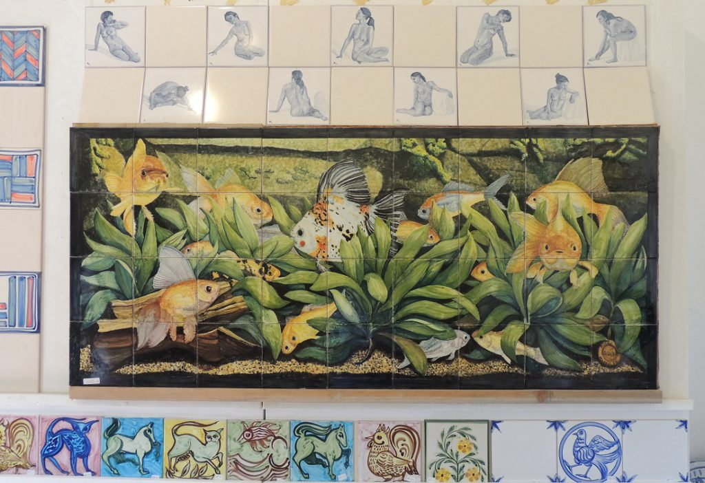 lovely ceramic tiles