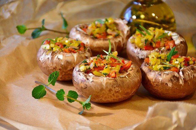 A great mushroom dish