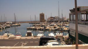 Agua Dulce Marina