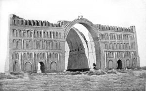 Ctesiphon-ruin 1864 {PD-1923}