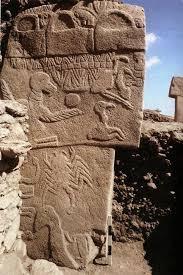 Stone Monolith at Gobekli Tepe