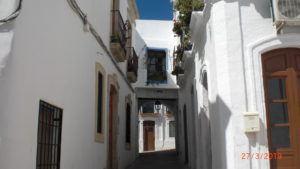 small passage in nijar