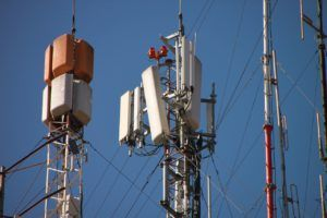 cell towers overall