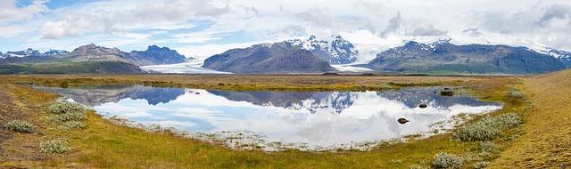 Panorama, Iceland