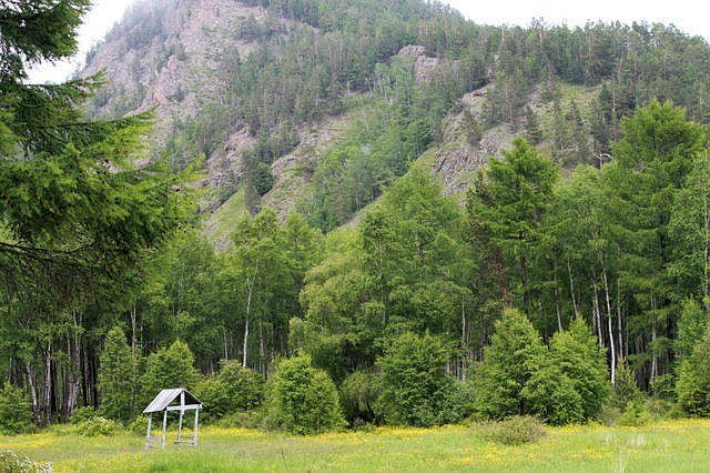 Baikal in Russia