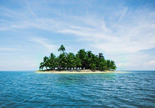 Island in peril